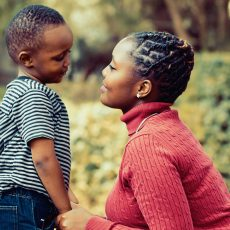 What should I tell my kids about the custody dispute?
