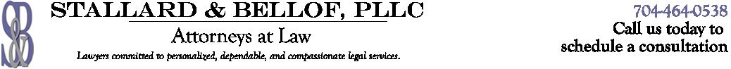 Stallard & Bellof, PLLC